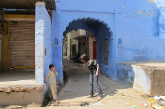 Wall Street Journal: Spitting Distance in Jodhpur