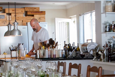 Travel + Leisure: Cape Town Food Find—Home Cooking from a Top Chef at His Beach House