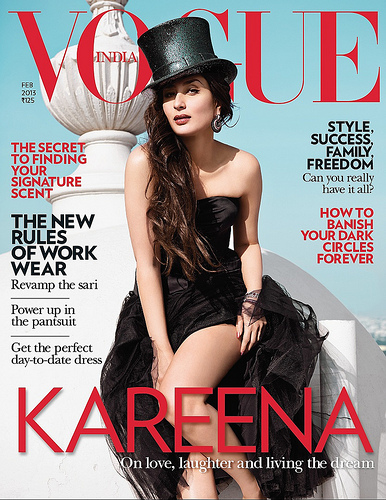 Vogue India: Beauty and the Geek