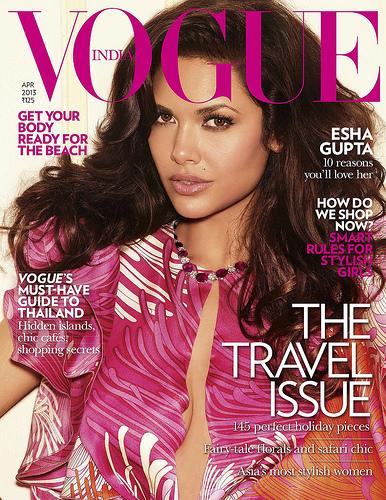 Vogue India: Into the Wild
