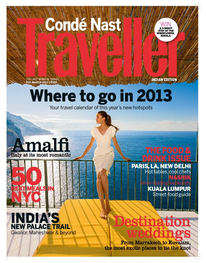 Condé Nast Traveller India: The Rise of Resort Wear