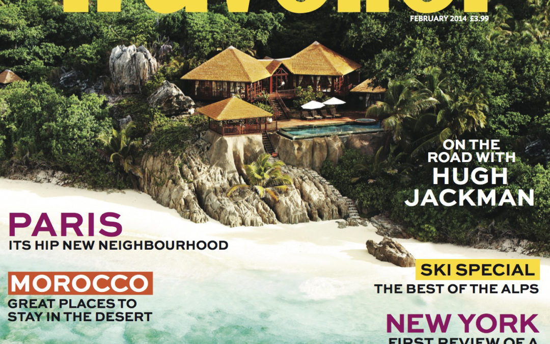 Condé Nast Traveller UK: The Gold List