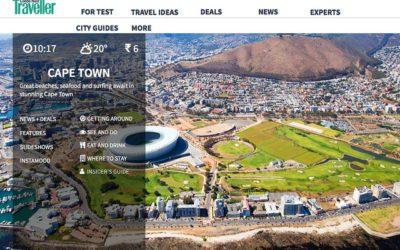 Condé Nast Traveller India: Cape Town City Guide