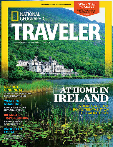 National Geographic Traveler: A Pot of Design Gold in the Rainbow Nation