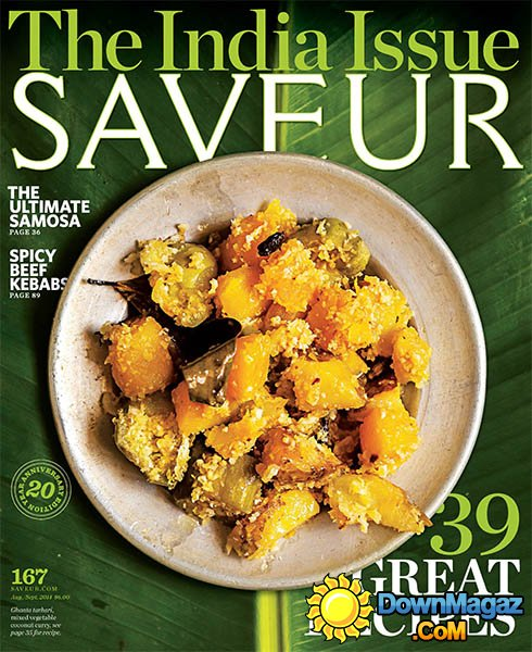 Saveur: Acquired Taste