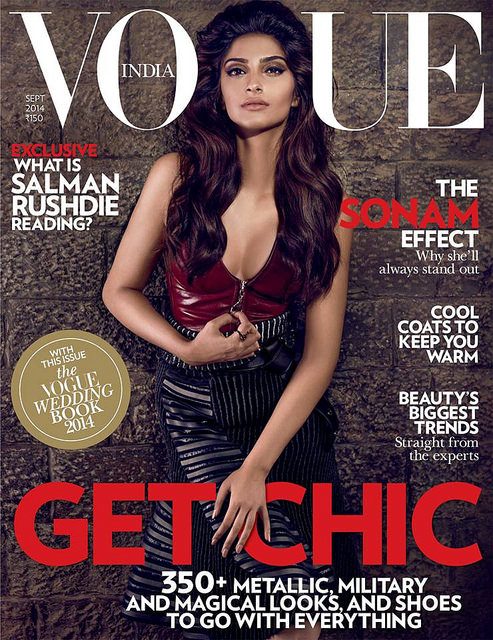 Vogue India: Two Features
