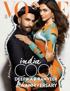 Vogue India Oct 2015 cover