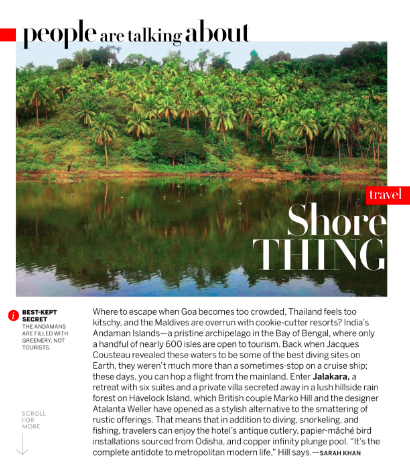 Vogue: Shore Thing
