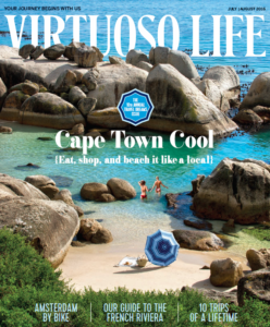 Virtuoso Life July 2016 Cover