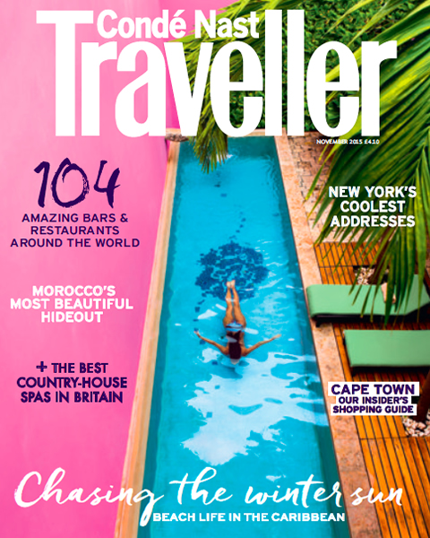 Condé Nast Traveller UK: Cape Town Shopping and Sydney's Chippendale District