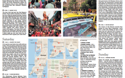 New York Times: 36 Hours in Mumbai