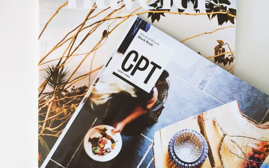 Condé Nast Traveler: Cape Town Black Book