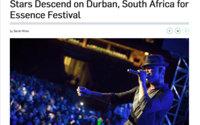 Travel + Leisure: Essence Festival Durban