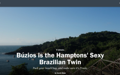 Meridian: Búzios is the Hamptons' Sexy Brazilian Twin