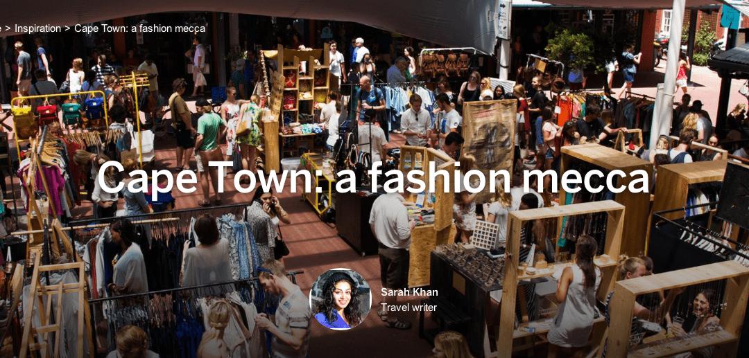 American Express: Cape Town, a Fashion Mecca