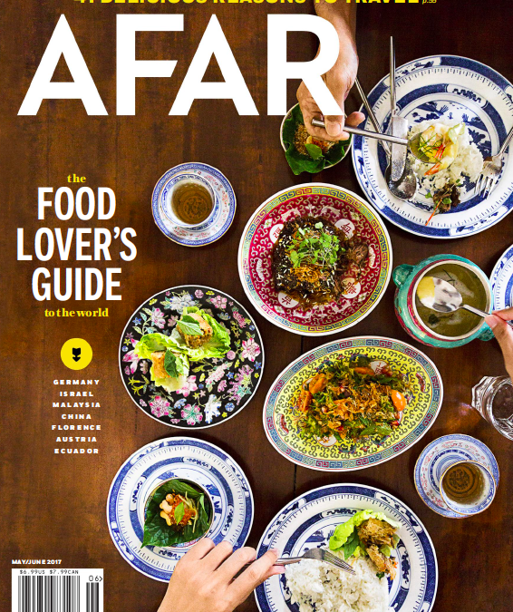Afar: South Africa's Next Food City