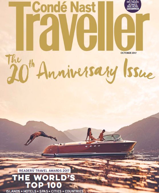 Condé Nast Traveller UK: Art House