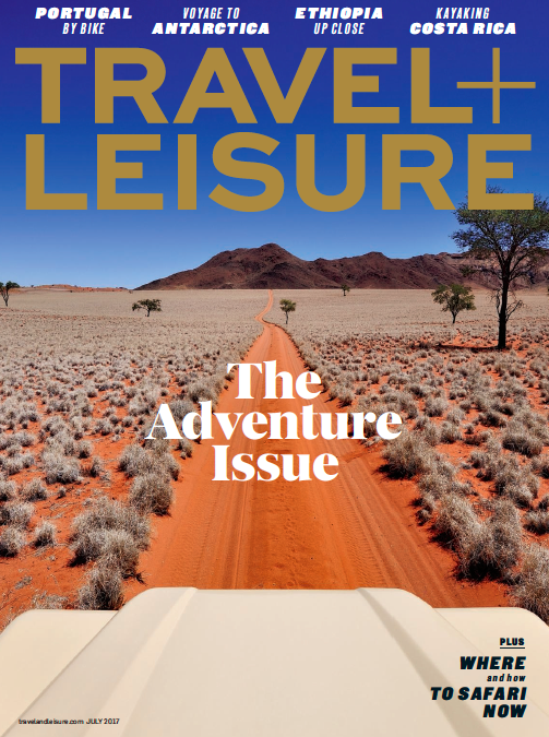 Travel + Leisure: New Frontiers