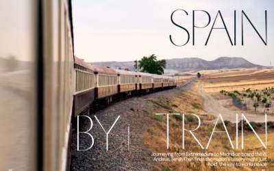 Condé Nast Traveller India: Spain by Train
