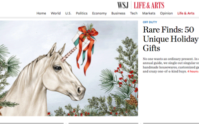 Wall Street Journal: Sleep Like a Raja