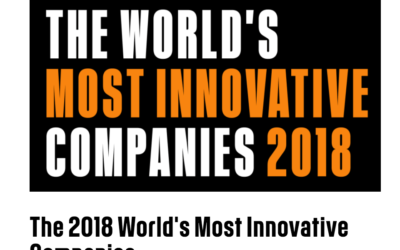 Fast Company: World's Most Innovative Companies 2018