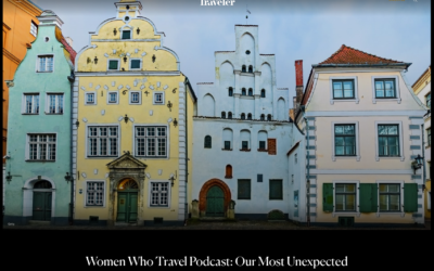 Condé Nast Traveler: Podcasts