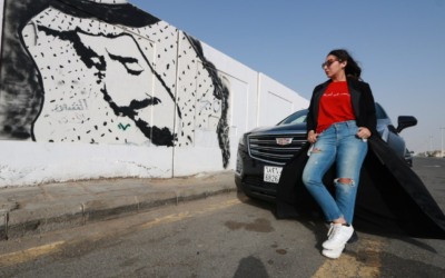 Condé Nast Traveler: Driving on Her Own in Saudi Arabia