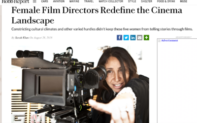 Muse by Robb Report: Female Film Directors Redefine the Cinema Landscape