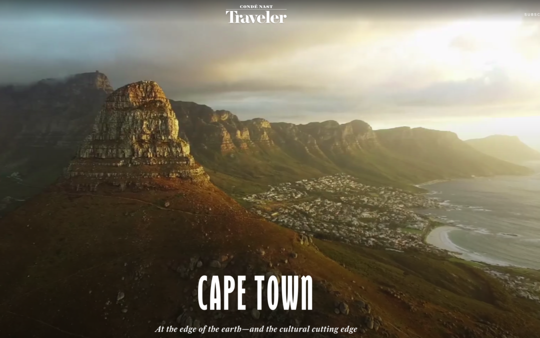 Condé Nast Traveler: Cape Town Guide