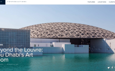 Rosewood: Beyond the Louvre – Abu Dhabi's Art Boom
