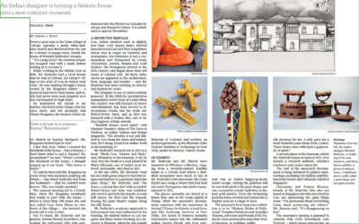 New York Times: Isn't Goa Style a Bikini? Not According to a New Museum