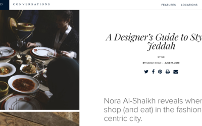 Rosewood Conversations: A Designer's Guide to Stylish Jeddah