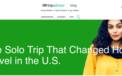 TripAdvisor: The Solo Trip That Changed How I Travel in the US