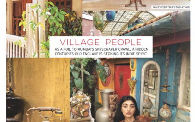 Condé Nast Traveller UK: Village People