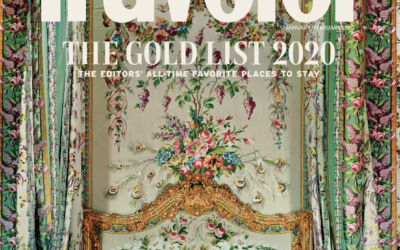 Condé Nast Traveler: Gold List