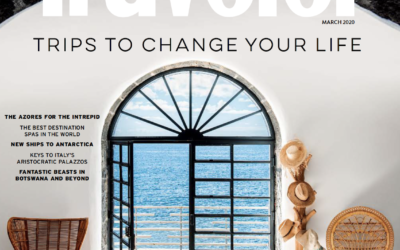 Condé Nast Traveler: Raise the Roof
