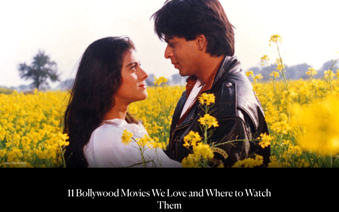Condé Nast Traveler: 11 Bollywood Movies We Love and Where to Watch Them