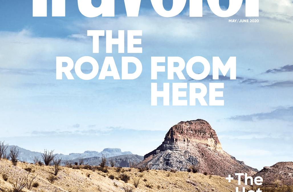 Condé Nast Traveler: Hot List 2020