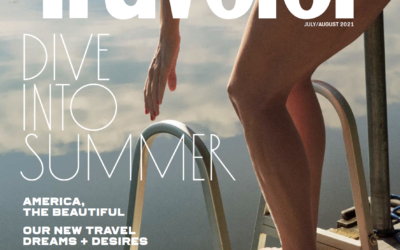 Condé Nast Traveler: This Coast Is Clear